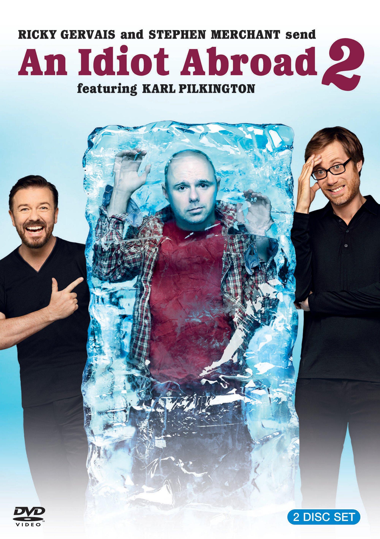 An Idiot Abroad: Season Two (DVD)