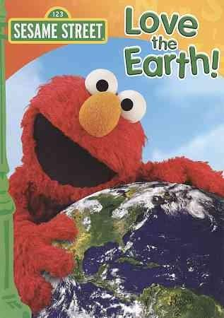 Sesame Street: Love The Earth! (DVD)