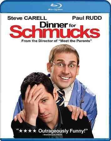 Dinner For Schmucks (Blu-ray Disc)