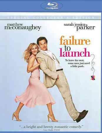 Failure To Launch (Blu-ray Disc)