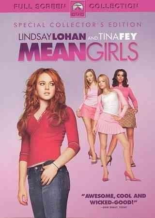 Mean Girls (DVD)