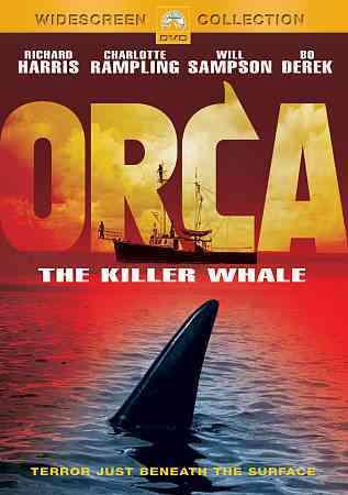 Orca: The Killer Whale (DVD)