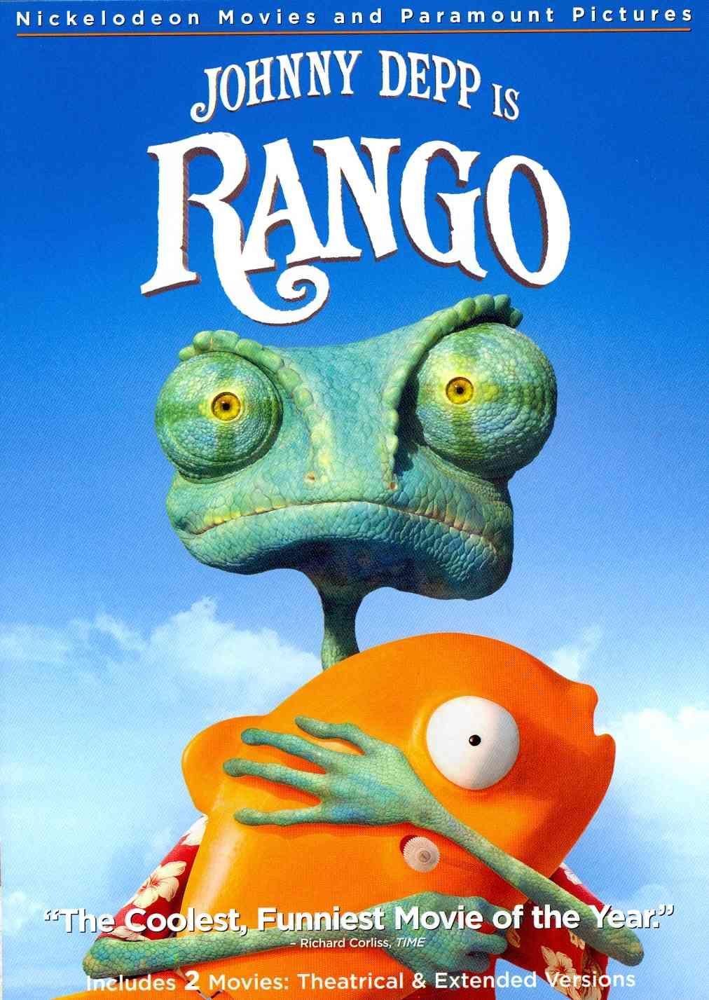 Rango (DVD)