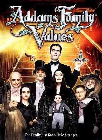 Addams Family Values (DVD)
