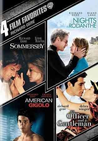 4 Film Favorites: Richard Gere (DVD)