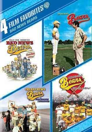 4 Film Favorites: Bad News Bears (DVD)