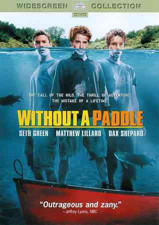 Without A Paddle (DVD)