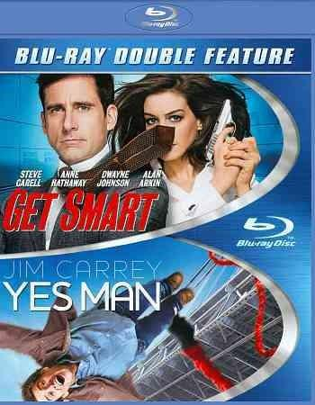 Get Smart/Yes Man (Blu-ray Disc)