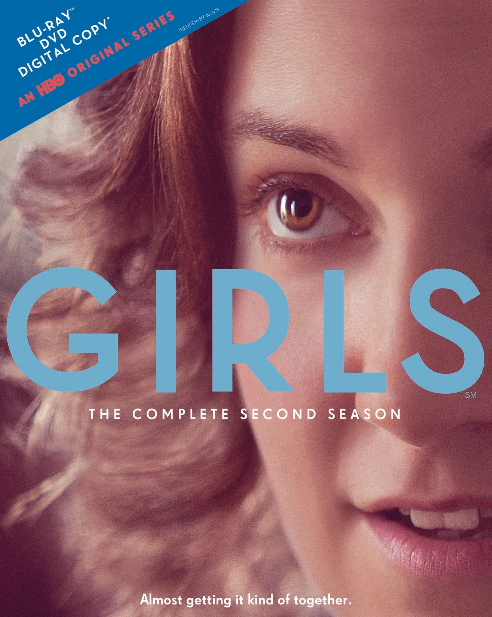 Girls: The Complete Second Season (Blu-ray/DVD)