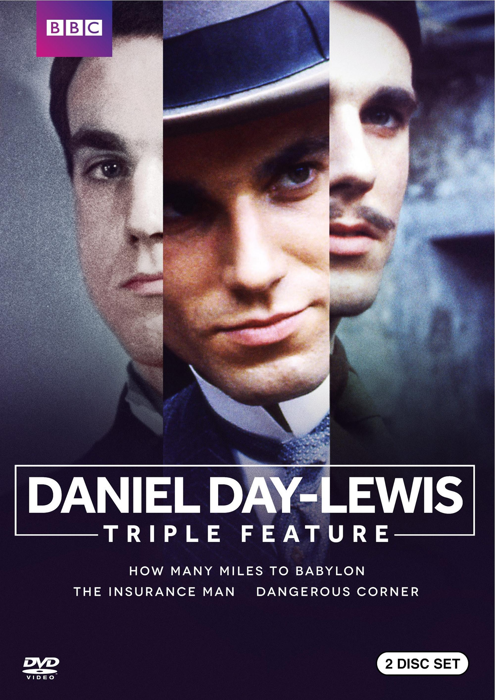 Daniel Day-Lewis Triple Feature (DVD)