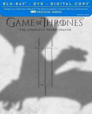 Game Of Thrones: The Complete Third Season (Blu-ray/DVD)