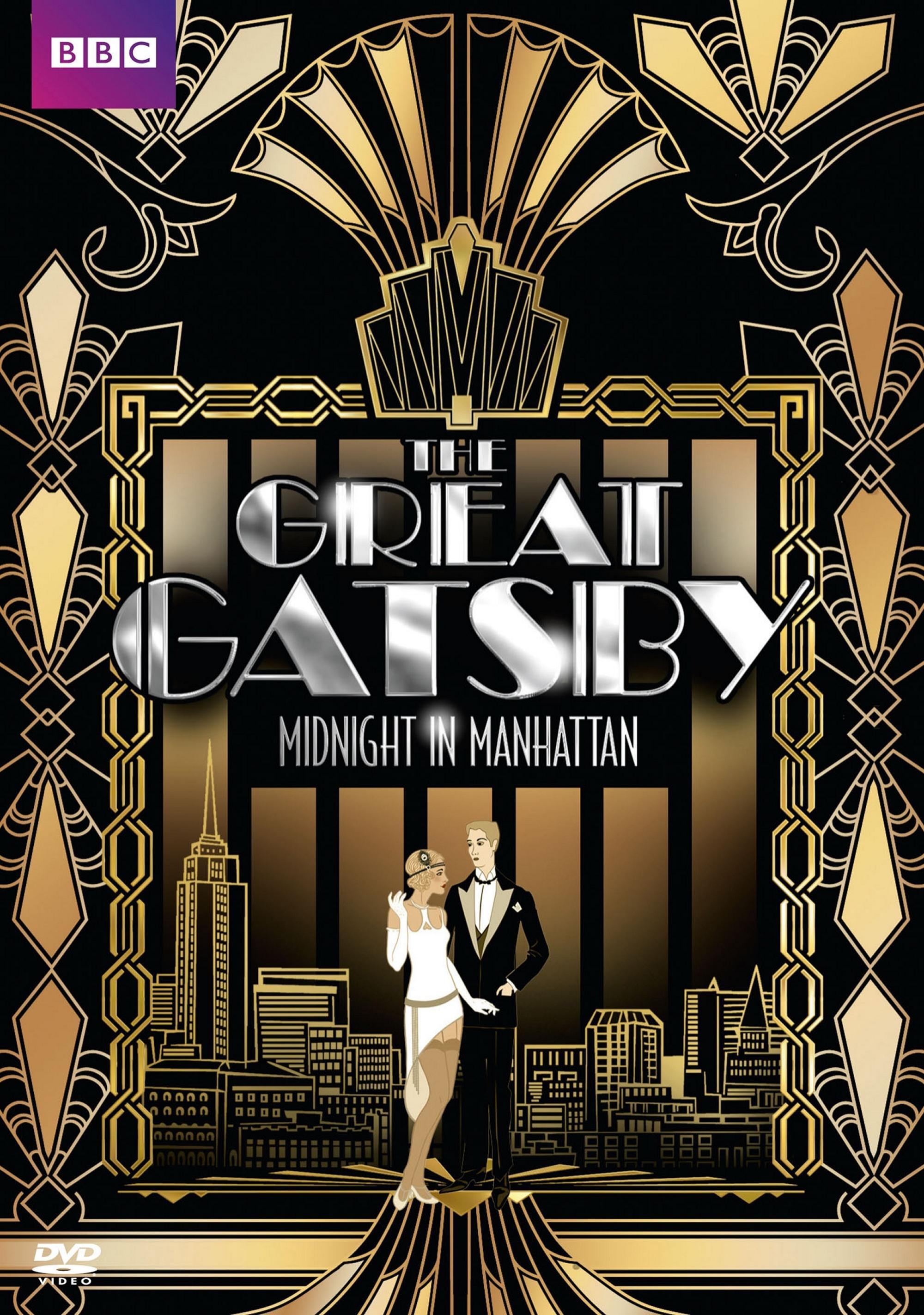 The Great Gatsby: Midnight In Manhattan (DVD)
