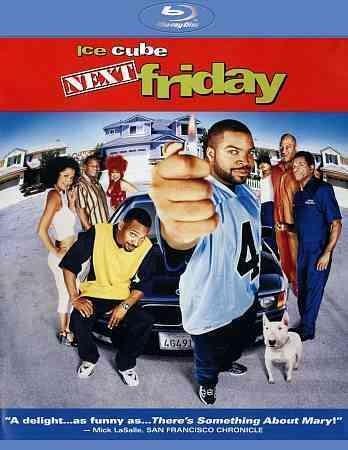 Next Friday (Blu-ray Disc)
