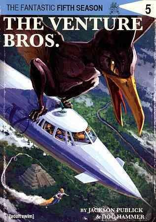 The Venture Bros.: Complete Season Five (DVD)