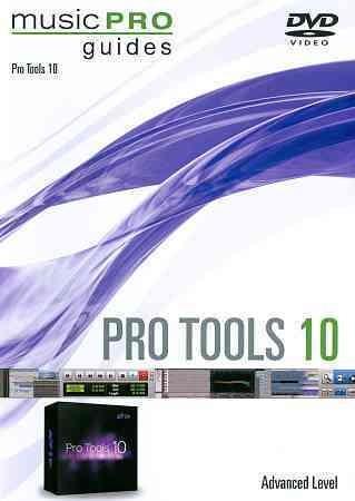 Pro Tools 10 (DVD)