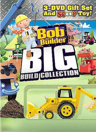 Bob The Builder: Big Build Collection (DVD)