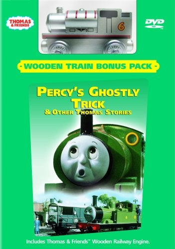 Thomas & Friends: Percy's Ghostly Trick (With Train) (DVD)