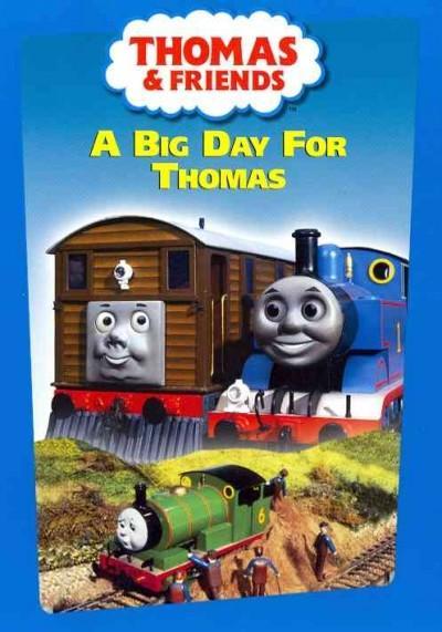 Thomas & Friends: Big Day for Thomas (DVD)