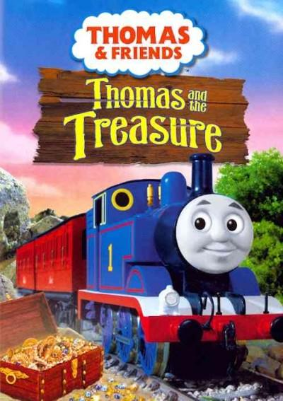 Thomas & Friends: Thomas & The Treasure (DVD)
