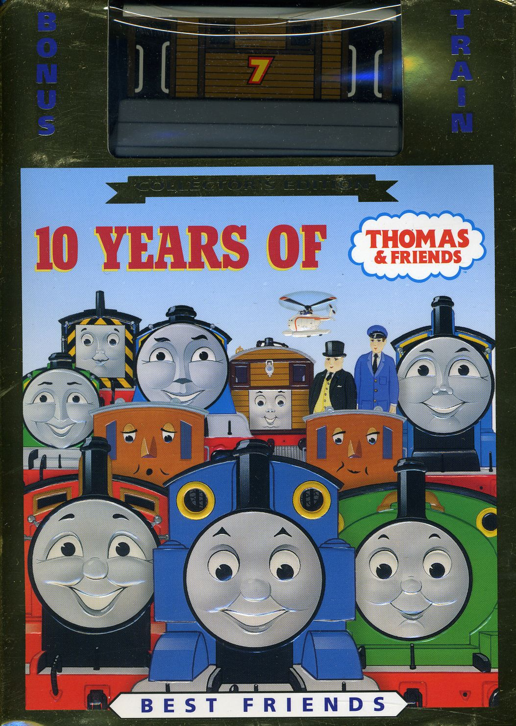 Thomas & Friends: 10 Years of Thomas (With Train) (DVD)
