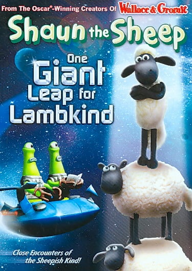 Shaun The Sheep: One Giant Leap For Lambkind (DVD)