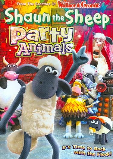 Shaun The Sheep: Party Animals (DVD)