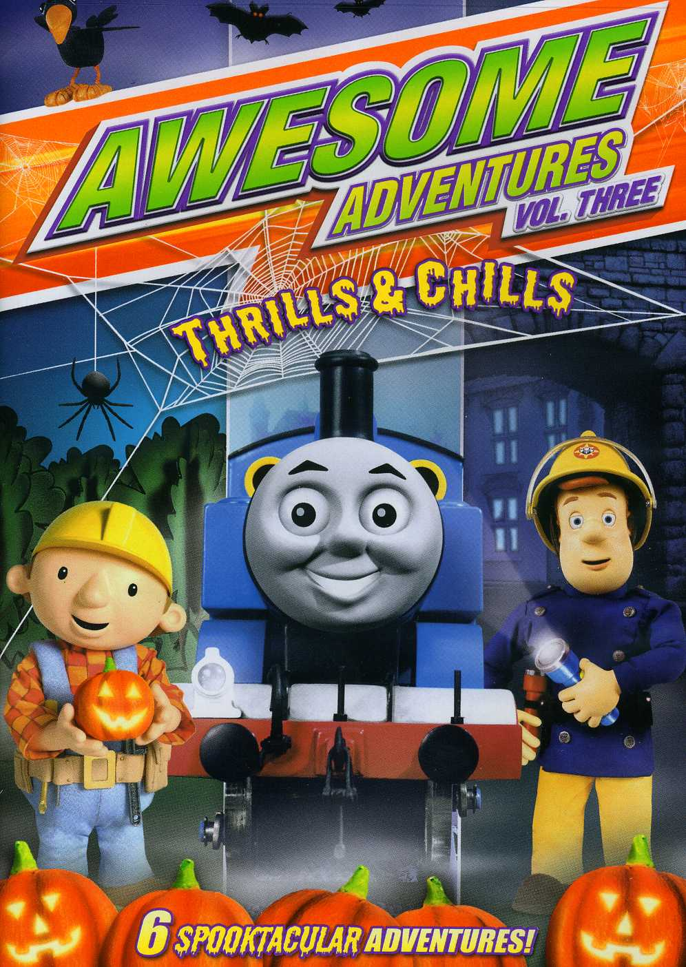 Awesome Adventures: Thrills & Chills (DVD)
