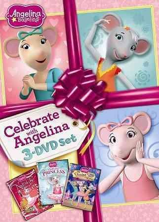 Celebrate With Angelina (DVD)