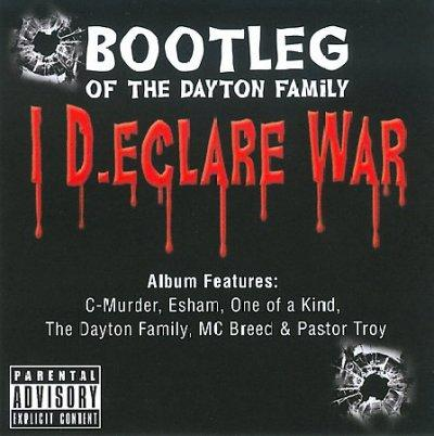 Bootleg - I Declare War (Parental Advisory)