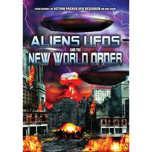 Aliens, UFOs and the New World Order (DVD)