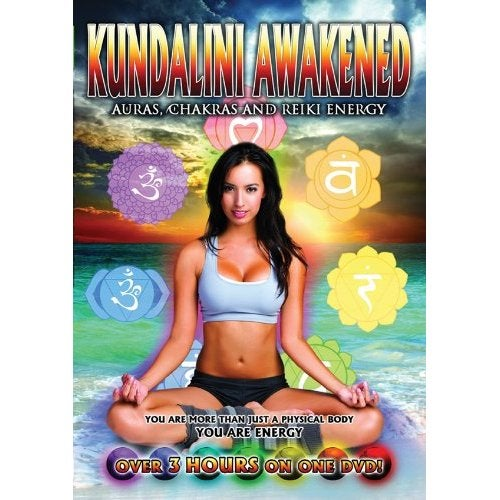 Kundalini Awakened: Auras, Chakras and Reiki Energy (DVD)