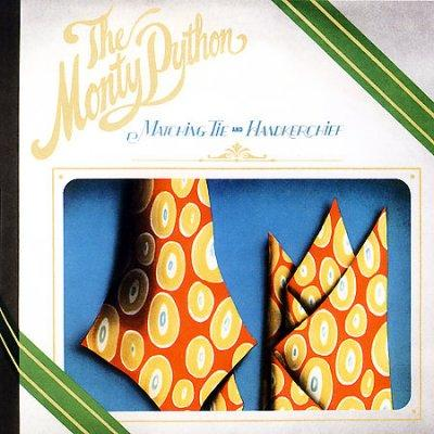 Terry Gilliam - Matching Tie & Handkerchief