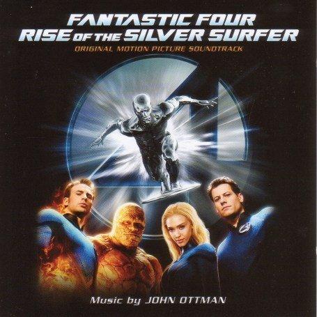 John Ottman - Fantastic Four: Rise of the Silver Surfer (OSC)