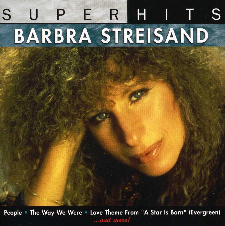 Barbra Streisand - Super Hits: Barbra Streisand
