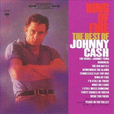 Johnny Cash - Ring of Fire/The Best of Johnny Cash