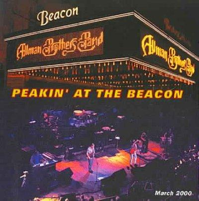 Allman Brothers Band - Peakin' At The Beacon