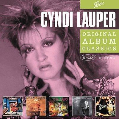 Cyndi Lauper - Original Album Classics