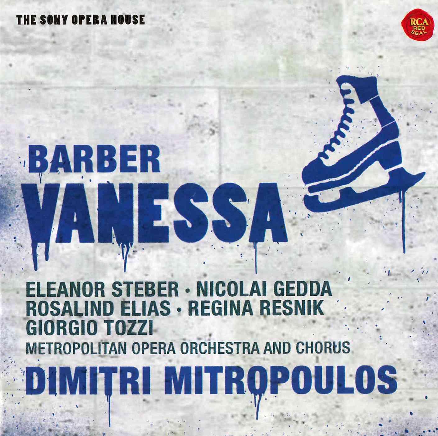 Eleanor Steber - Barber: Vanessa