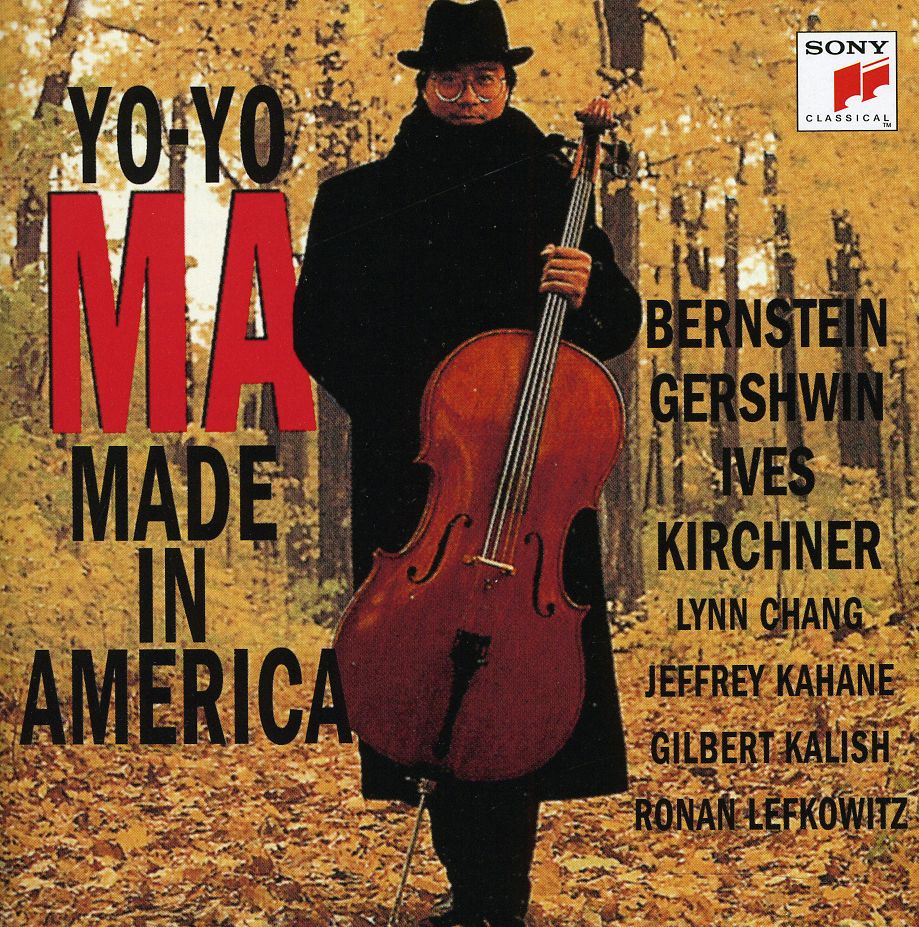 Yo-Yo Ma - Made In America