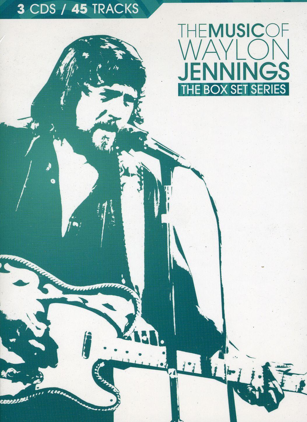 Waylon Jennings - The Music of Waylon Jennings
