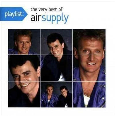 Air Supply - Playlist: The Very Best of Air Supply [Digipak]