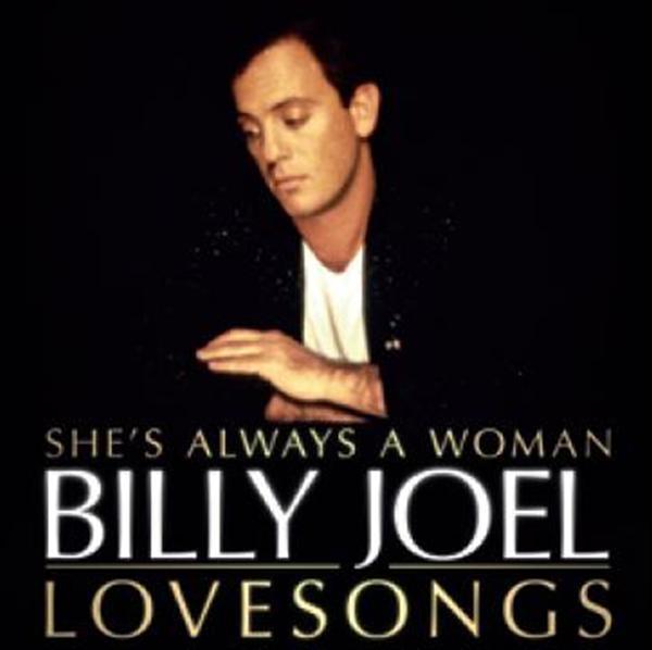 Billy Joel - She's Always A Woman: Love Songs
