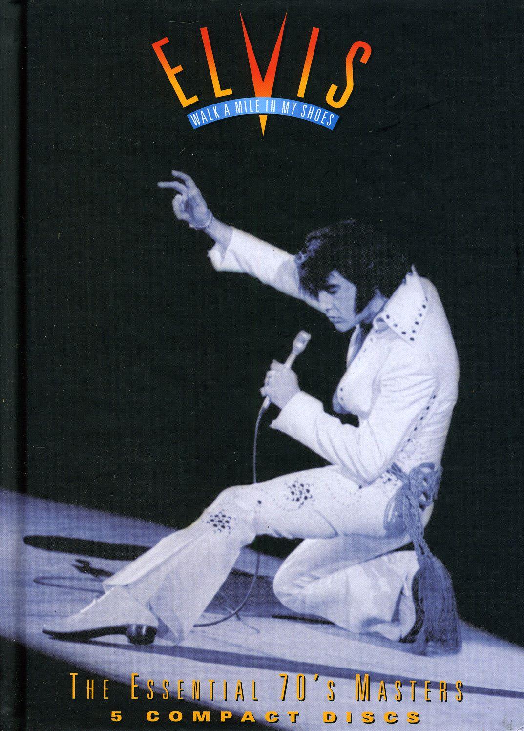 Elvis Presley - Walk A Mile In My Shoes: Essential 70's Masters
