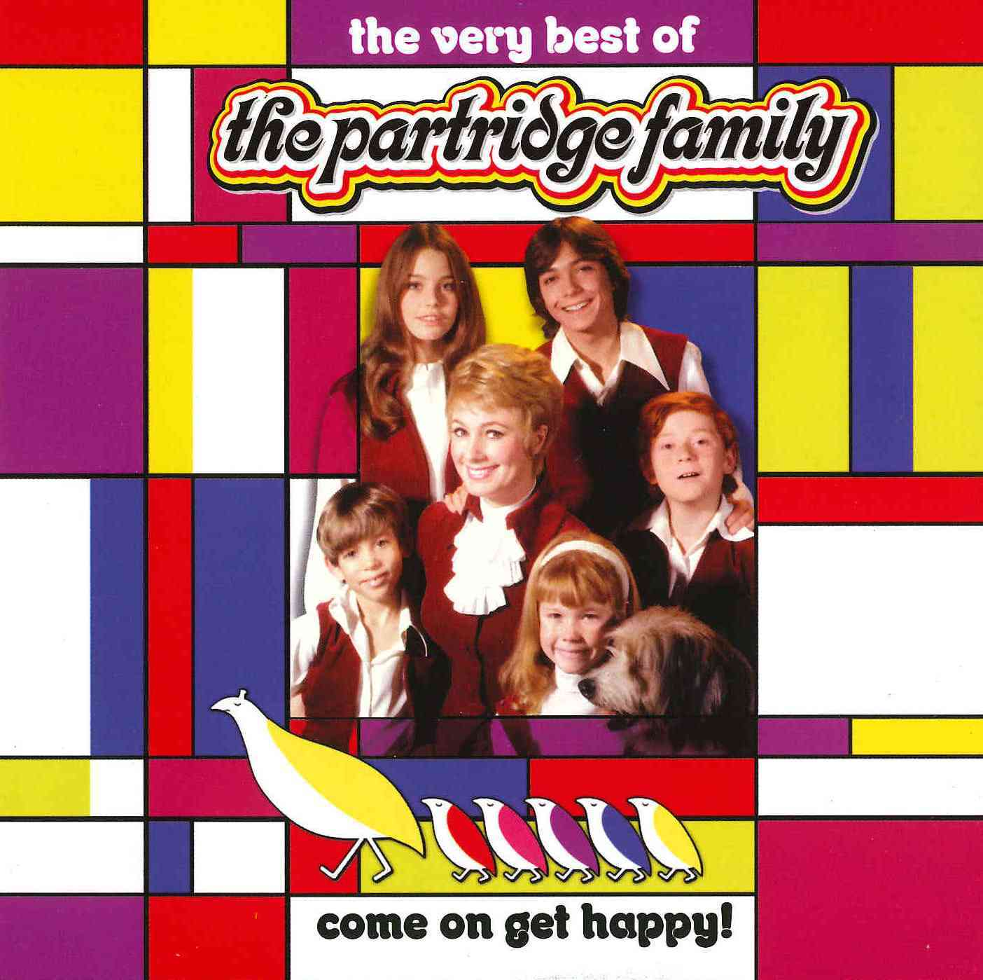 Partridge Family - Come On, Get Happy: The Very Best of The Partridge Family