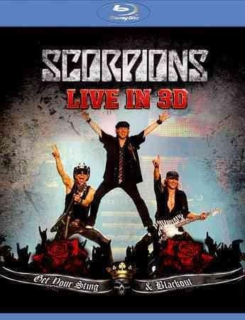 Get Your Sting And Blackout Live 2011 In 3D (Blu-ray Disc)