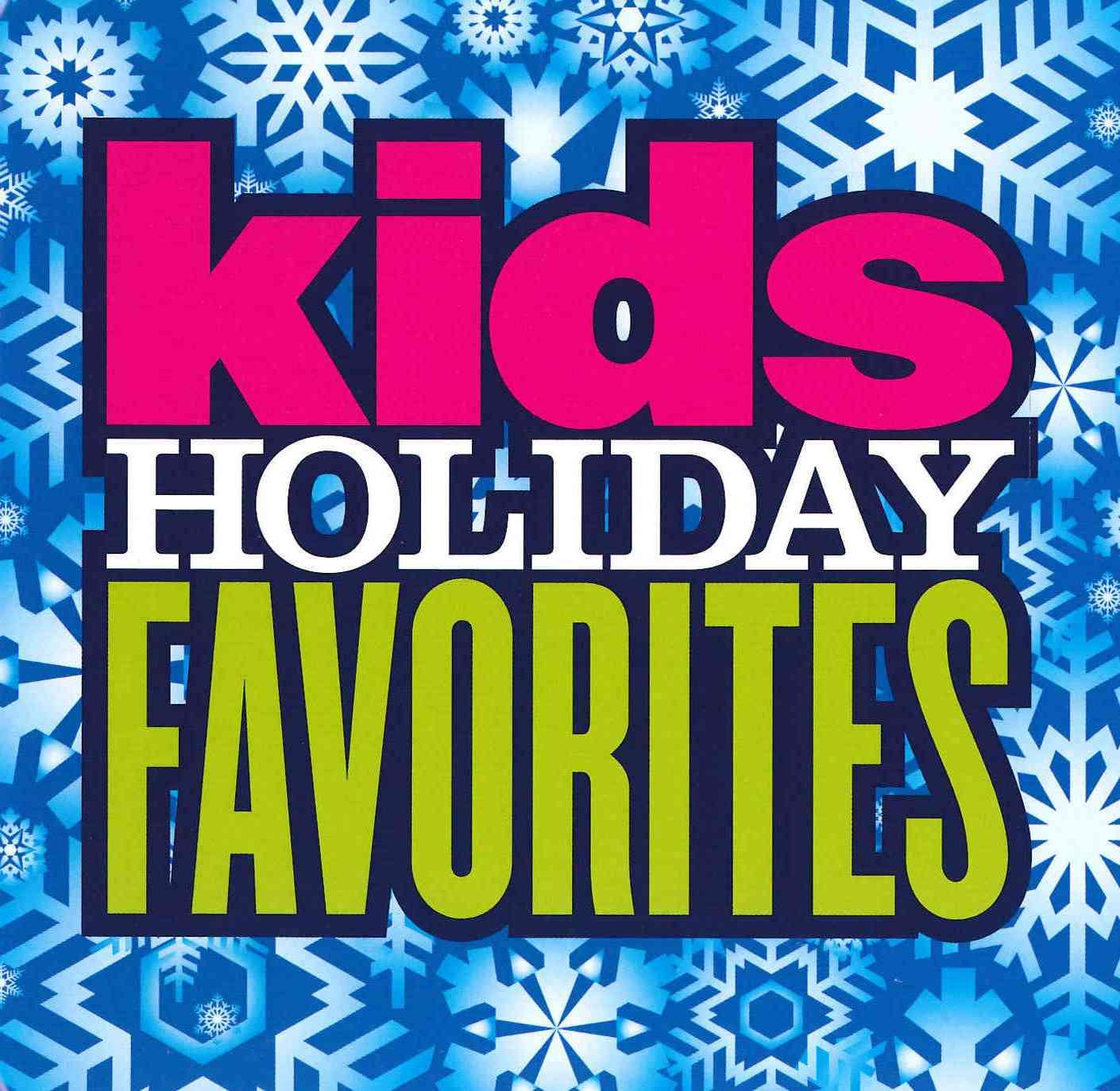 Various - Kid's Holiday Favorites