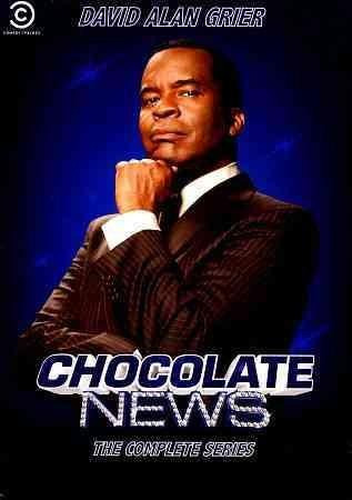 Chocolate News: The Complete Series (DVD) - Thumbnail 0