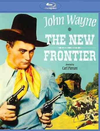 The New Frontier (Blu-ray Disc)