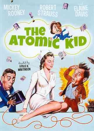 The Atomic Kid (DVD)