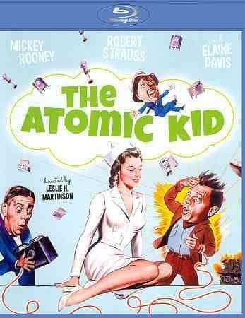 The Atomic Kid (Blu-ray Disc)